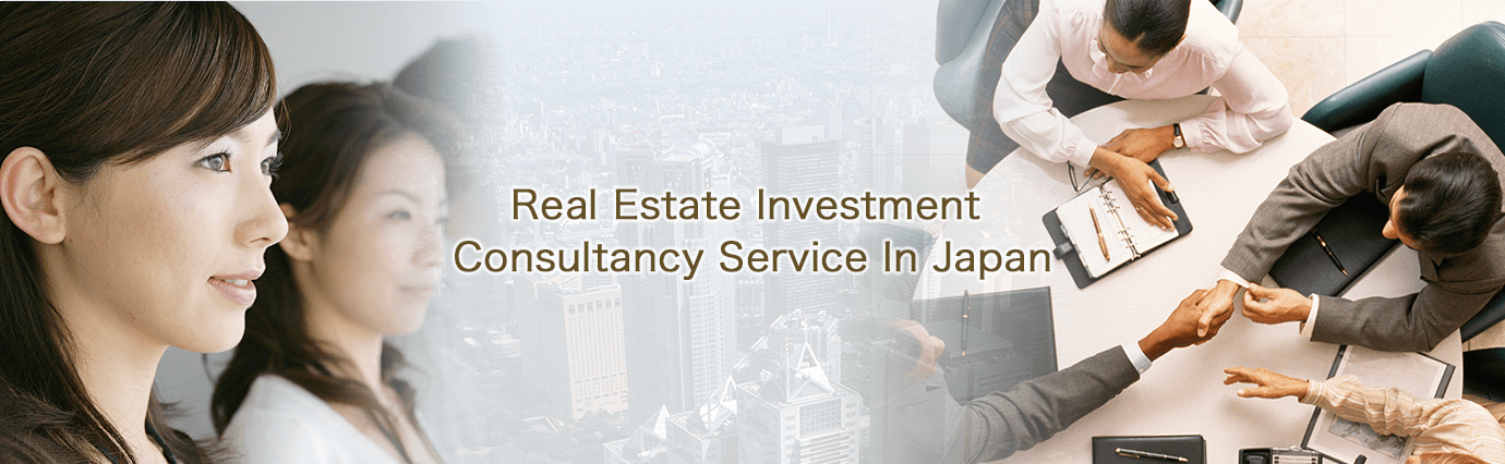 Real Estate Investment Consultancy Service In Japan